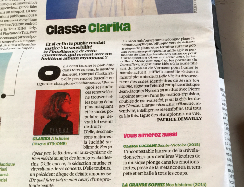 Libération – Classe Clarika