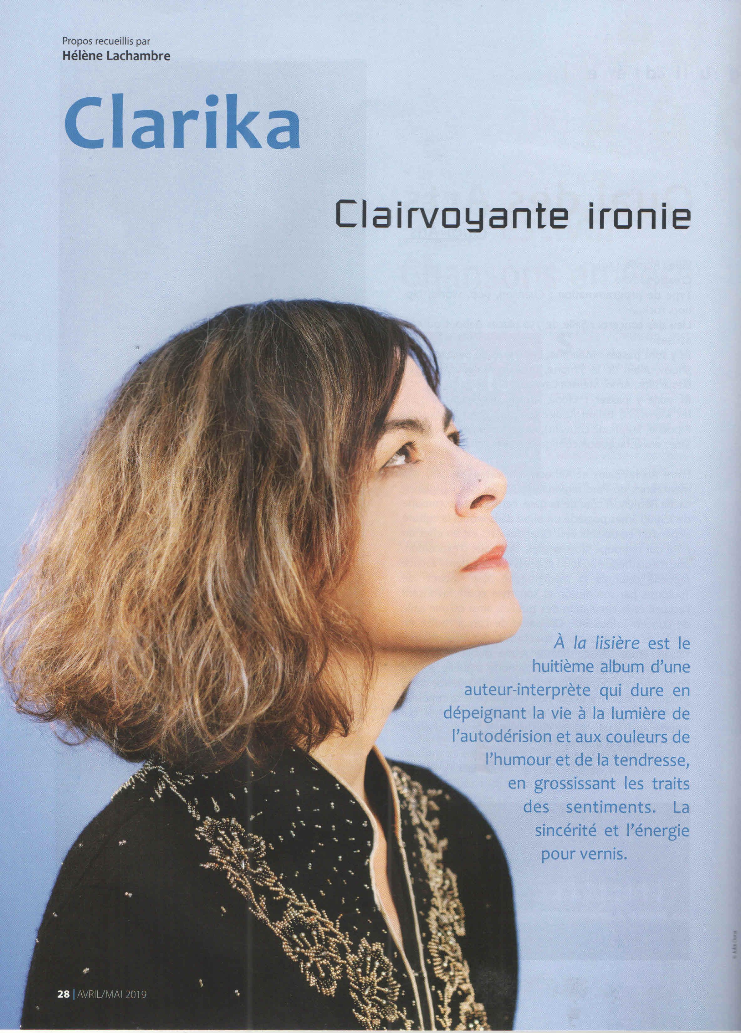 Clarika - FrancoFans